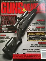 Guns And Weapons For Law Enforcement April 2005, Steyr Tactical Elite .308