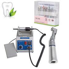 N3 Dentale Lab Marathon micromotore 35K RPM contrangolo manipolo + frese trapano