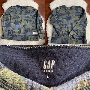 gap kids boys sweatshirt Size L