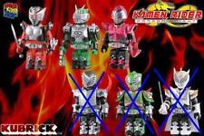 Medicom Masked Rider Kamen Rider Dragon Knight Kubrick - 3pcs set