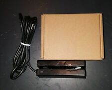MagTek 21040104 Dual Track Usb Hid Magnetic Stripe Reader with 6' Cable