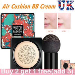Air Cushion CC Cream BB Concealer Foundation Makeup Mushroom Head Air Cushion