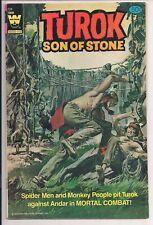 Turok: Son of Stone #128 November (1981) fine condition comic or better sh3