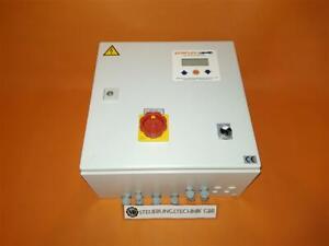 EFAFLEX Schaltschrank Steuerschrank  AE 1380.229  WA-Nr.: 230638452/001 Typ: MCP