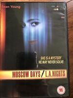 Moscow Días La Noches DVD 2003 los Ángeles Crimen Drama Película de Cine