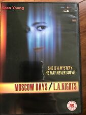 MOSCOW DAYS / L.A. NIGHTS aka RUSSIANS IN THE CITY OF ANGELS ~ Rare Drama UK DVD