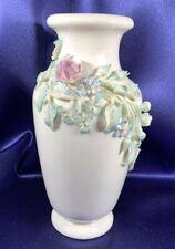 Belleek Bud Vase, Lovely Single Rose, 3rd Mark c.1926-1946 **FREE USA SHIPPING**