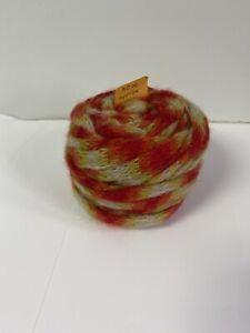 Habu Textiles A-132 1/0.36 Mohair Knitted Tube 3 ounces