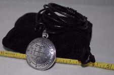 Archangel Gabriel Sigil Pendant Charm Necklace Seal of King Solomon Talisman