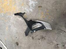 07 PORSCHE BOXSTER 987 REAR DRIVER LEFT BUMPER MOUNT BRACKET HEAT SHIELD