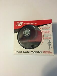 NB New Balance N4 Heart Rate Monitor Sport Watch for Woman Calorie Counter