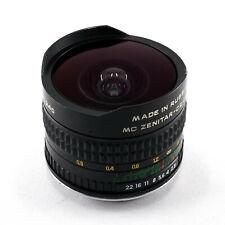 MC Zenitar-C 2.8/16mm for Canon FishEye Lens