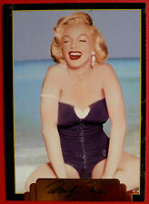"""""""Sports Time Inc."""" Marilyn Monroe Card # 187 individual card, issued in 1995"""