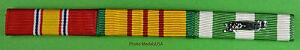 Vietnam War Service Mounted 3 Ribbon Bar - Army, Navy, Marine,  Air Force