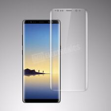 Samsung Galaxy Note 8 Case Friendly 3D Clear Tempered Glass Screen Protector
