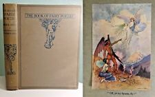 1920 The Book Of Fairy Poetry J.R.R TOLKIEN! Warwick Goble COLOUR ILLUSTRATED