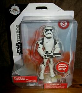 Exclusive Disney Store Star Wars ToyBox Series:  No 3 First Order Stormtrooper