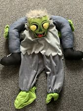 Zombie Carry Me Ride On Shoulder Fancy Dress Costume Halloween Outfit Age 8-10