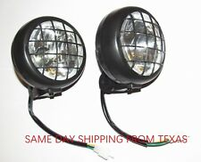 NEW Headlight Pair Yamaha ATV1997-2001 Banshee YFZ350  1996-01 Warrior YFM350