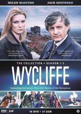 Wycliffe - Complete Collection - Series 1 to 5 + Christmas Special: Dance of the
