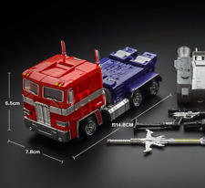 Transformers G1 Masterpiece Optimus Prime MP10V Actions figures kids toy