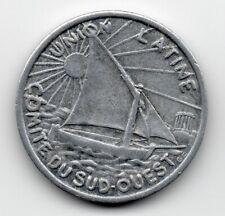 France - Necessite - Toulouse - 10 Centime  1922-27