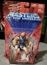 Masters Of The Universe, Martial Arts He-Man, New.