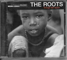 CD ALBUM 16 TITRES--THE ROOTS--THINGS FALL APART--1999