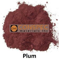PURPLE PLUM Concrete Color Pigment Colorant Dye Cement Mortar Grout Plaster 3 LB