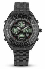 Infantry Talon IN016BLKBS Quartz Men's Watch