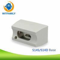 Led linestra S14S/S14D lamp holder White S14 Mirror Light base socket 4A CE ROHS