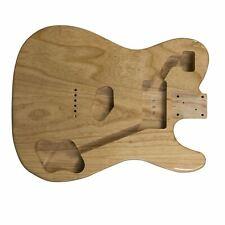 Natural Gloss Telecaster Tele Custom Guitar Body | Swamp Ash Japanese Made