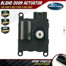 Excursion V8 V10 Main HVAC Heater Blend Door Actuator For 1999-2007 Ford F-250 F-350 F-450 Super Duty//Windstar