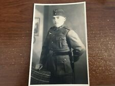 "ORIGINAL German Soldier WITH BAYONET PC WW2  """