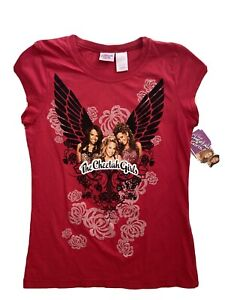DISNEY CHEETAH GIRLS WINGS SHIRT LARGE 12 14