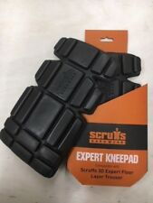 Scruffs Expert Knee Pads for Flooring Professionals T52347 Longer Length