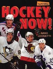 Hockey Now! by Mike Leonetti (2006, Paperback) Book Crosby Iginla Jagr et al