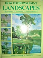 How to Draw and Paint Landscapes Hardcover – June 1, 1987 by Stan Smith (Editor)