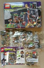 LEGO Teenage Mutant Ninja Turtles Turtle Lair Attack (79103). BAG 1 OPENED.