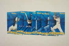 2000/01 Cricket New South Wales Blues set 20 cards