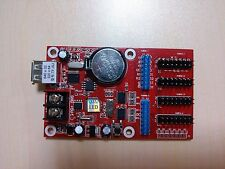 High Quality Easy Program LED Control Card For Scrolling Led Display(TF-A6U )