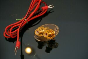 SME 3009 3012 long can tonearms RCA PHONO socket CONVERTER