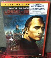 La Gang di Gridiron DVD Rent Nuovo Sigillato Dwayne Johnson The Rock WWE - N