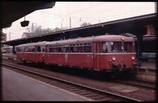 35mm slide+© DB Deutsche Bundesbahn 798 566-6 Bebra West-Germany 1984 original