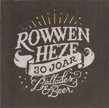ROWWEN HEZE - Ballades & Beer 2TR CDS 2015 DUTCH