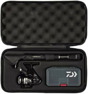 DAIWA Compact Fishing Set CP-X1 Compact Pack (Spinning Reel Rod Case Set)