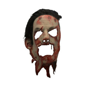 TRICK OR TREAT STUDIOS The Texas Chainsaw Massacre 2 Skin Face Mask NEW