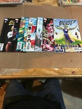 Just a society of America Comic lot 9-16