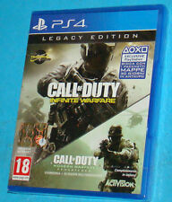 Call of Duty Infinite Warfare Legacy Edition Sony Playstation 4 PS4 PAL Nuovo