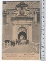 Cartolina Abruzzo - Aquila Porta del Castello - AQ 3772